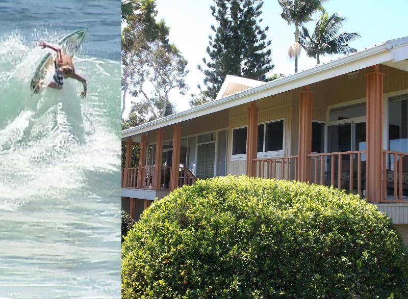 Walk to Honoli'i Beach - Merrie Monarch, Beach, Whales, Surf, 2 Mi to Hilo - Hilo - rentals