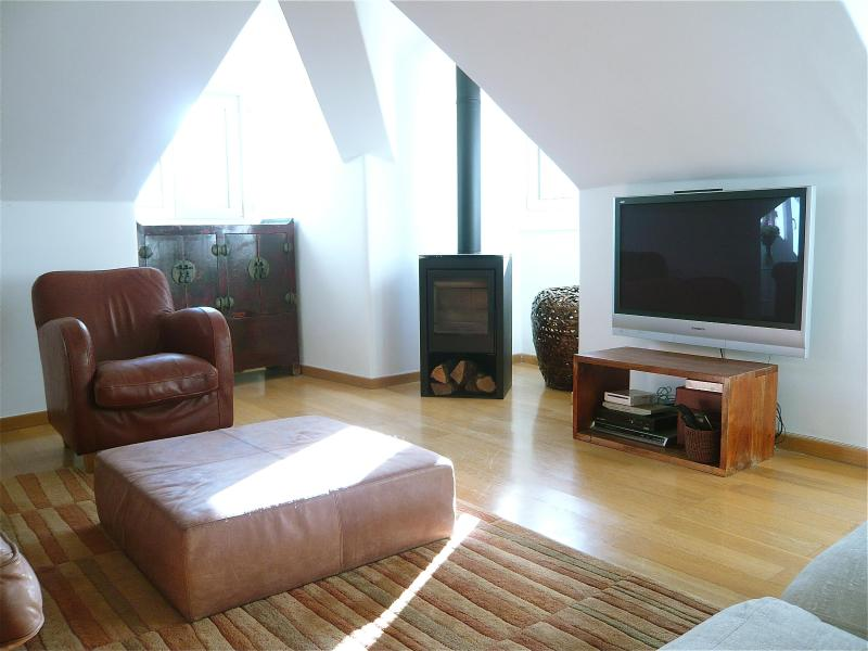 Spacious Lounge - Casa Cascais Top Floor, stunning, 2 min from beach - Cascais - rentals