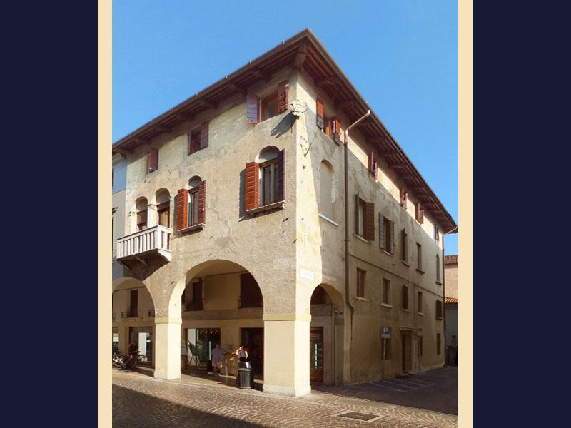 The building - Treviso historical centre, near Venice (3B) - Treviso - rentals