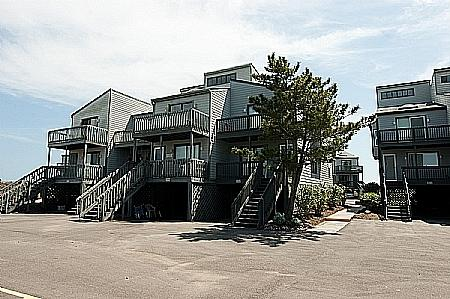 Shipwatch 212 Exterior - Shipwatch 212, North Topsail Beach, NC, Water View, SAVE UP TO $125!! - Surf City - rentals