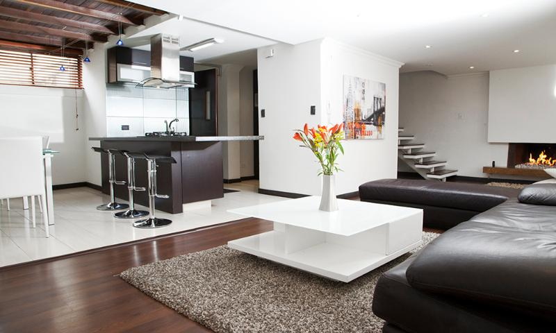 Contemporary 2 Bedroom Apartment in Zona T - Image 1 - Bogota - rentals