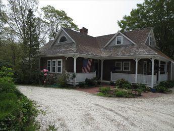 Entrance - WOODS HOLE 116230 - Woods Hole - rentals