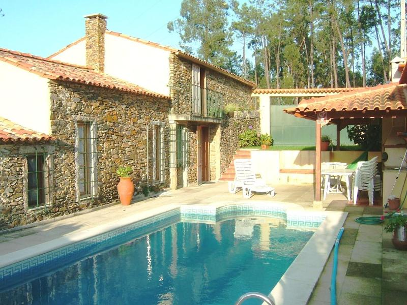 Charming 3bd former watermill,quiet unspoilt area - Image 1 - Barcelos - rentals