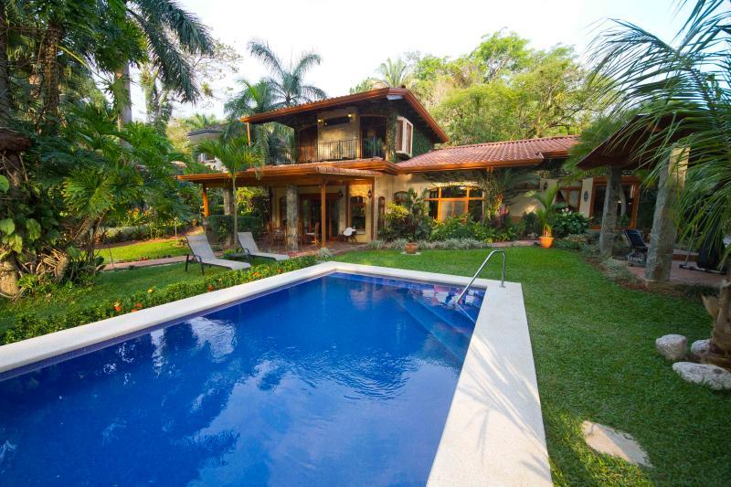 Pool View of House - Los Suenos Resort -Casa Buen Dia - Los Suenos - rentals