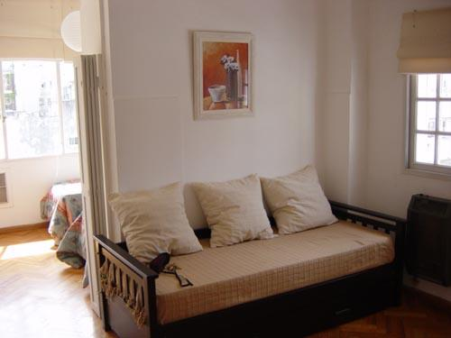 COUZY APARTMENT IN RECOLETA - Image 1 - Buenos Aires - rentals