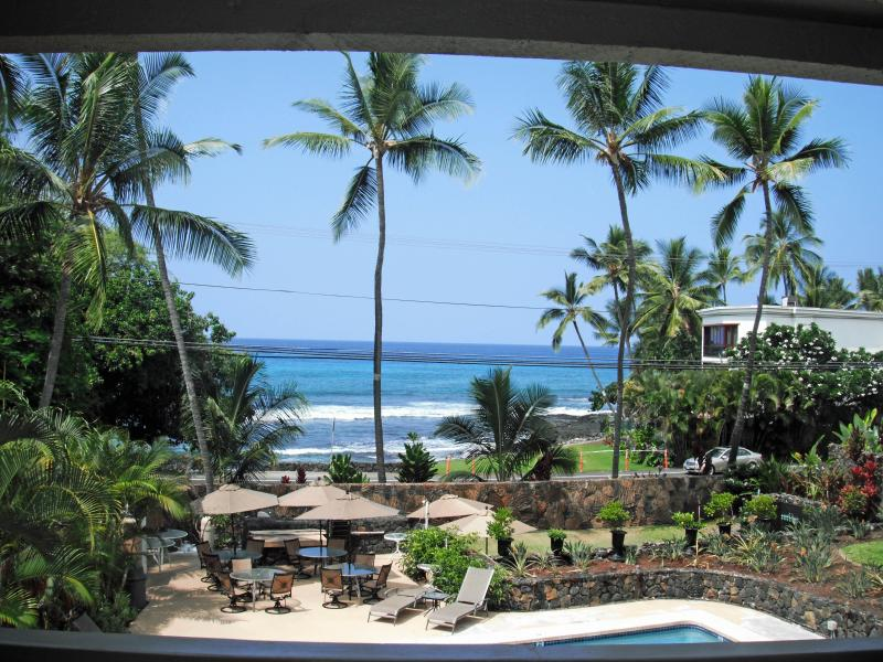 Amazing Ocean View from the Condo and Lanai - Kailua Kona, Hawaii Amazing Ocean View - Kailua-Kona - rentals