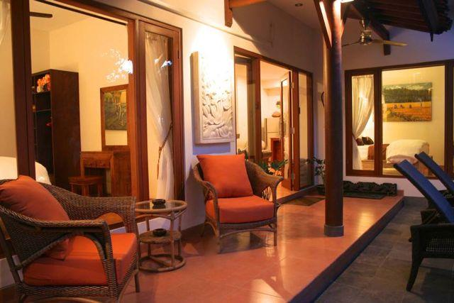 Open Patio Area - Villa Chinta 1 - Sanur - rentals
