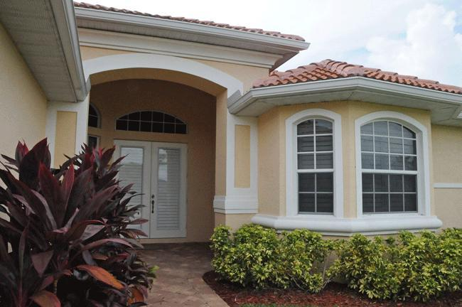 Front - Villa West Palace - Cape Coral - rentals