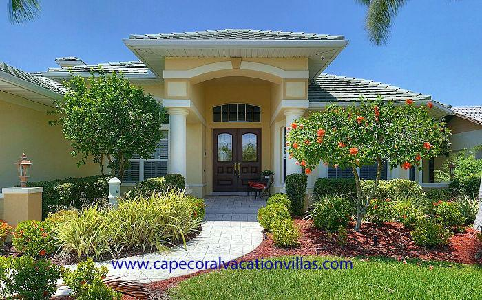 Villa Luxury - Image 1 - Cape Coral - rentals