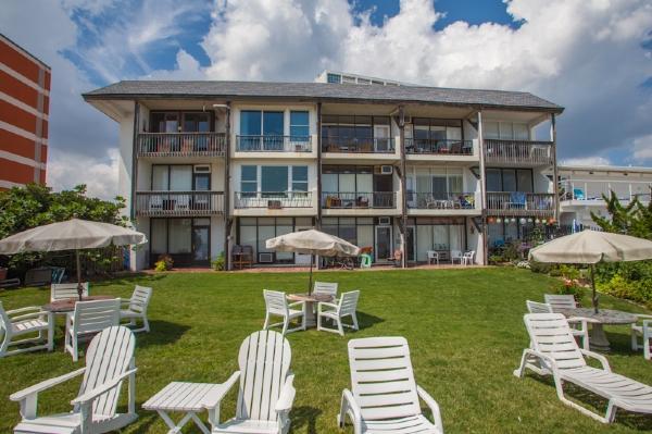 Exterior - Oceans II Condominiums #205 - Virginia Beach - rentals
