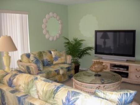 Living Room - Playa Rana #214 - Virginia Beach - rentals
