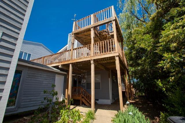 Front Exterior - 113 78th Street Rear - Virginia Beach - rentals