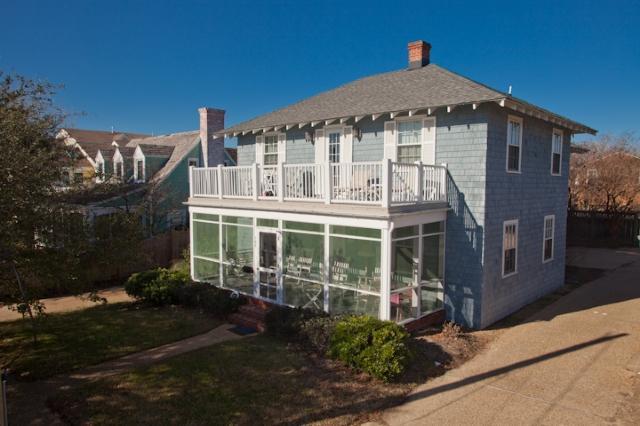 Front Exterior - 107 79th Street - Virginia Beach - rentals
