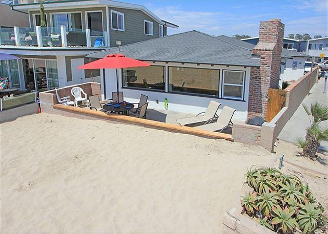 The Gathering Place; Casual oceanfront with great parking (68270) - Image 1 - Newport Beach - rentals