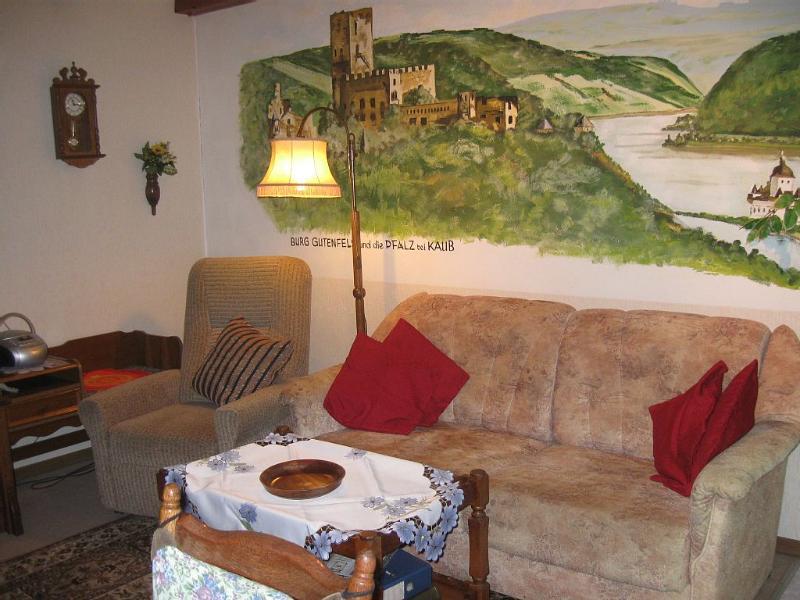 Vacation Apartment in Bad Breisig - cozy, romantic, bright (# 3870) #3870 - Vacation Apartment in Bad Breisig - cozy, romantic, bright (# 3870) - Bad Breisig - rentals