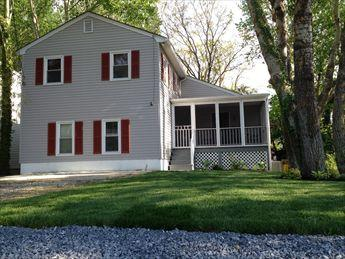 TOTALLY RENOVATED LAST SPRING! LOTS OF SPACE! - Relaxing Beginnings 113490 - Cape May Point - rentals