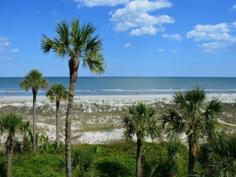 Fantastic Oceanfront Views from 473 Captains Walk - 473 Captains Walk - Hilton Head - rentals