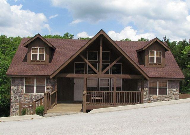Quiet Creek Cabin - Quiet Creek Cabin - 4 Bedroom Stonebridge Resort Vacation Cabin - Branson West - rentals