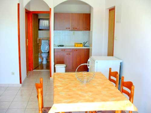 Apartments Jure - 10431-A3 - Image 1 - Rogoznica - rentals
