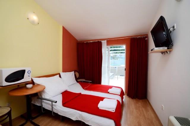 Apartments Slađana - 10911-A11 - Image 1 - Gradac - rentals