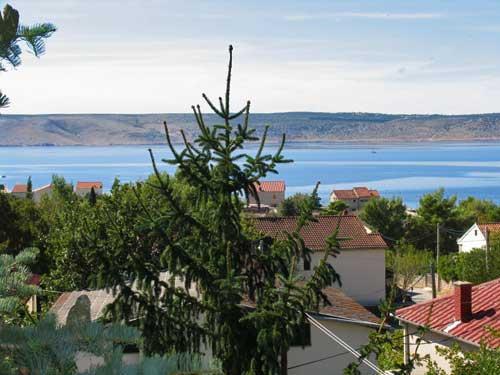 Apartments Pavlina - 13391-A3 - Image 1 - Starigrad-Paklenica - rentals