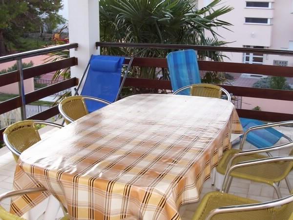 Apartment Šime - 20731-A1 - Image 1 - Nin - rentals