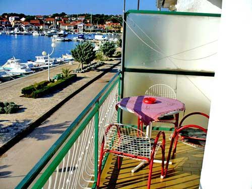 Apartments Boris - 20921-A3 - Image 1 - Jezera - rentals
