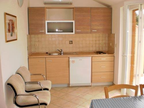 Apartments Jelica - 23151-A4 - Image 1 - Srima - rentals