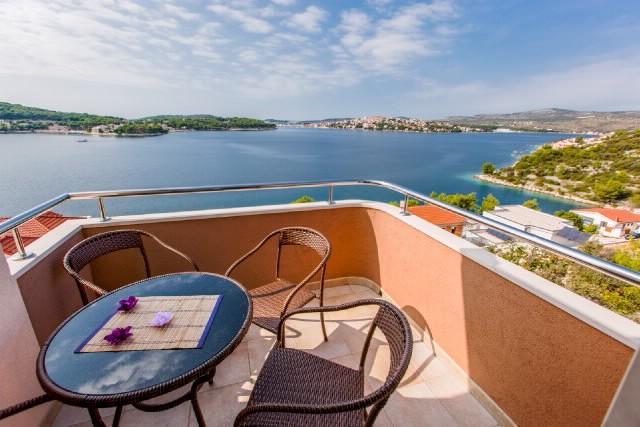 Apartments Smiljana - 24471-A3 - Image 1 - Razanj - rentals