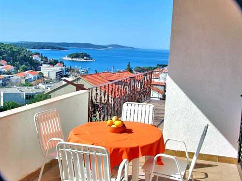 Apartments Marko - 30961-A6 - Image 1 - Hvar - rentals