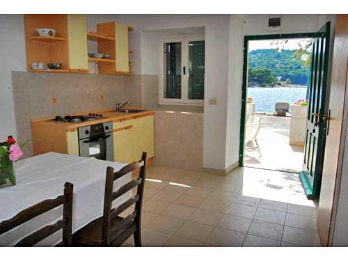 Apartment Srđan - 33681-A1 - Image 1 - Povlja - rentals