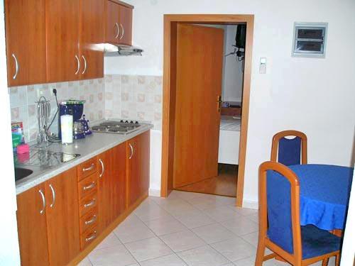 Apartments Milivoj - 34421-A1 - Image 1 - Seget Vranjica - rentals