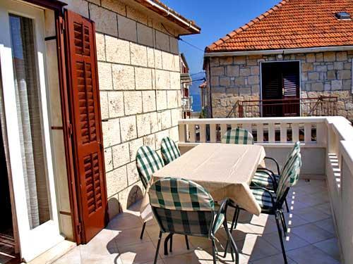 Apartments Frano - 34641-A1 - Image 1 - Postira - rentals