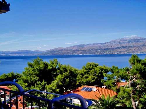 Apartments Matko - 34661-A2 - Image 1 - Postira - rentals