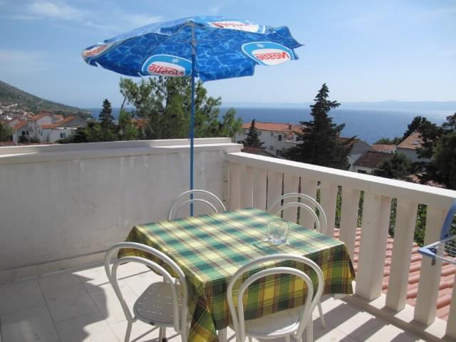 Apartments and Room Jelka - 36601-A3 - Image 1 - Bol - rentals