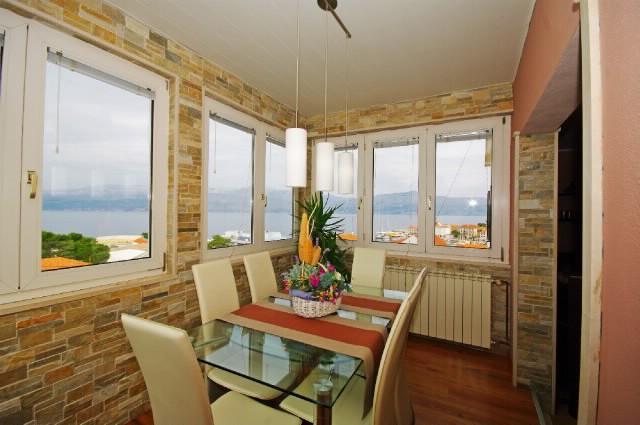 Apartments Ita - 42451-A2 - Image 1 - Postira - rentals