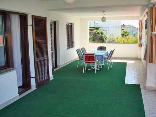 Apartments Muhamed - 61521-A1 - Image 1 - Krk - rentals