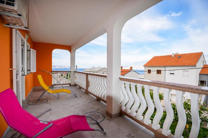 Apartment Jurica - 61531-A2 - Image 1 - Senj - rentals