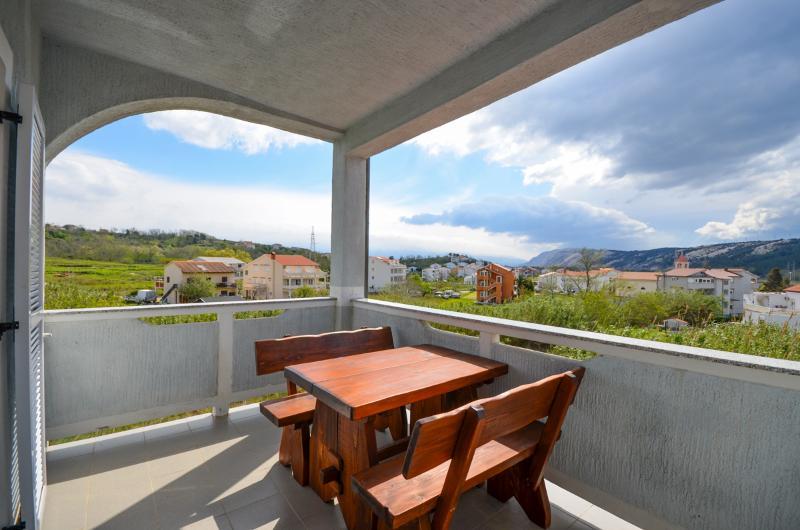 Apartments Rajka - 65301-A2 - Image 1 - Lopar - rentals
