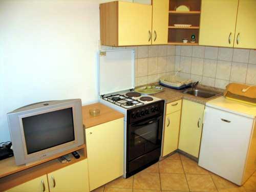 Apartments Mate - 21701-A6 - Image 1 - Biograd - rentals