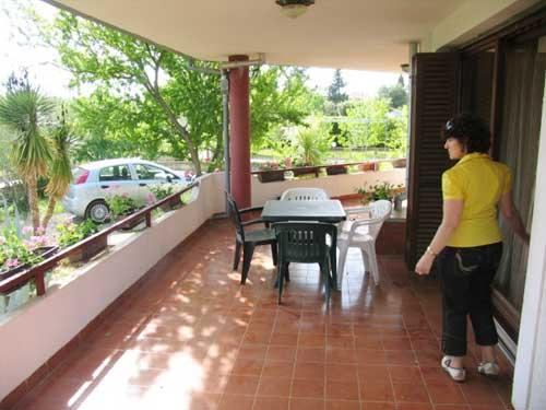Apartments Mirjana - 22471-A1 - Image 1 - Ugljan - rentals