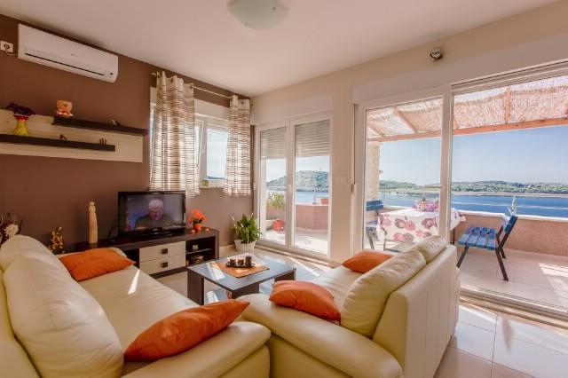 Apartments Smiljana - 24471-A1 - Image 1 - Razanj - rentals