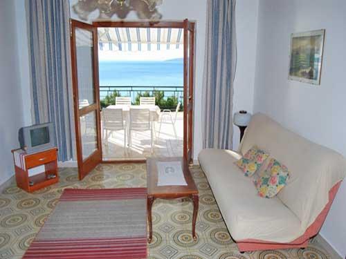 Apartments Igor - 33401-A1 - Image 1 - Bratus - rentals
