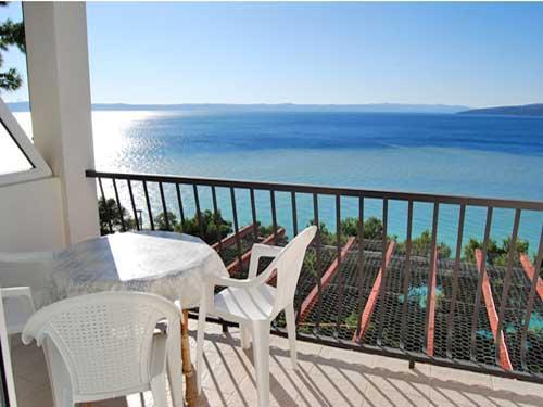 Apartments Igor - 33401-A5 - Image 1 - Bratus - rentals