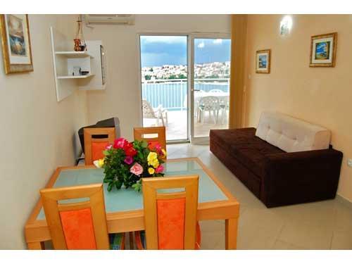 Apartments Srđan - 34241-A2 - Image 1 - Okrug Gornji - rentals