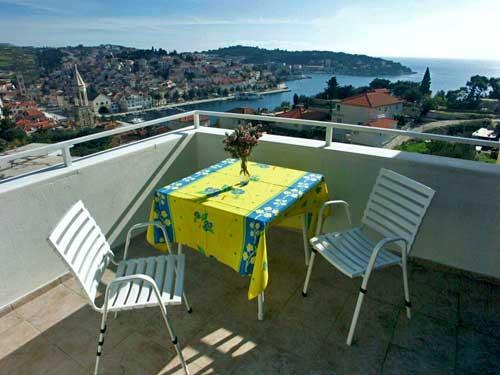 Apartments Frane - 34331-A2 - Image 1 - Hvar - rentals