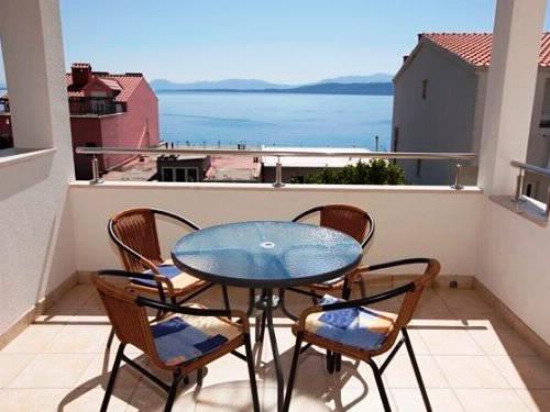 Apartments Ružica - 36891-A1 - Image 1 - Igrane - rentals