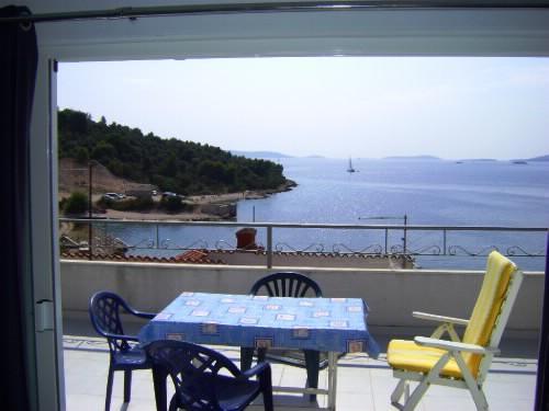 Apartments Zdenka - 37651-A2 - Image 1 - Okrug Donji - rentals
