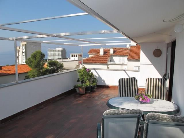 Apartments Jadranka - 40181-A1 - Image 1 - Makarska - rentals