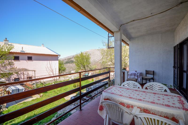 Apartments Zvonimir - 60421-A1 - Image 1 - Senj - rentals